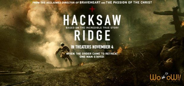 Hacksaw Ridge 2016 - Movies