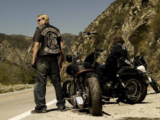Sons of Anarchy TV Serie