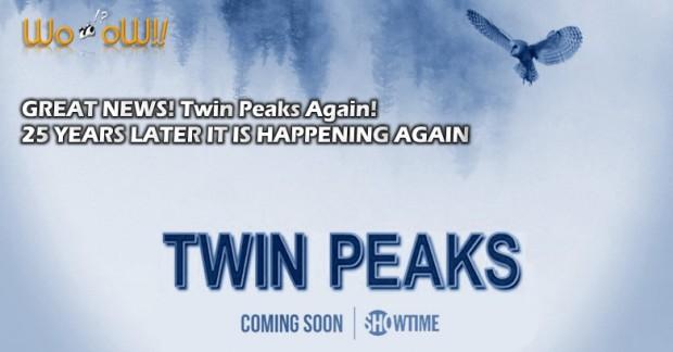 Twin Peaks 2017 - TV Series