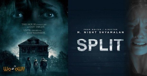 Split - Movies 2017