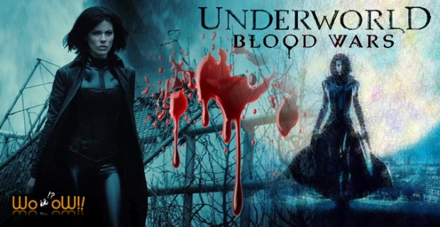 Underworld: Blood Wars - Movies 2016