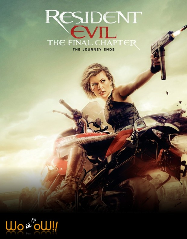 Resident Evil: The Final Chapter – Movies 2017
