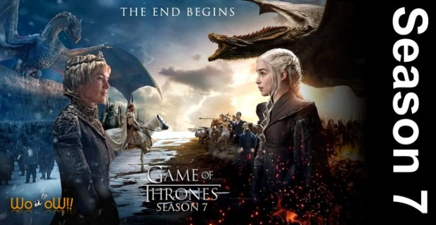Game of Thrones SEASON 7 - TV Series